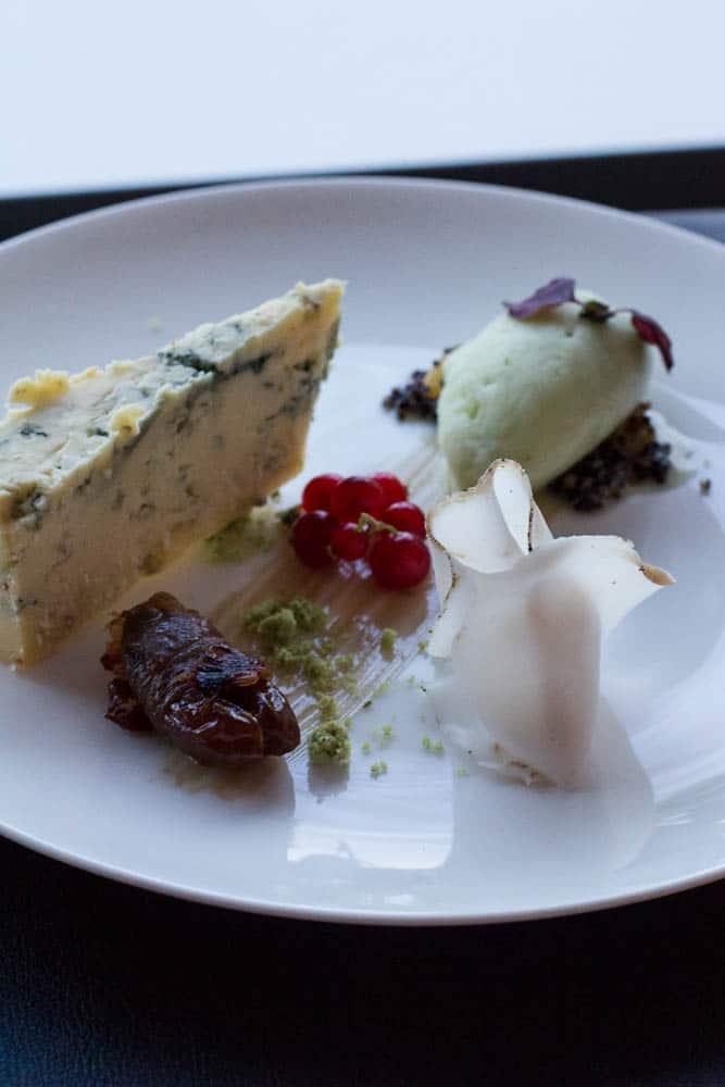 Dessert Shisso Kresse Sorbet