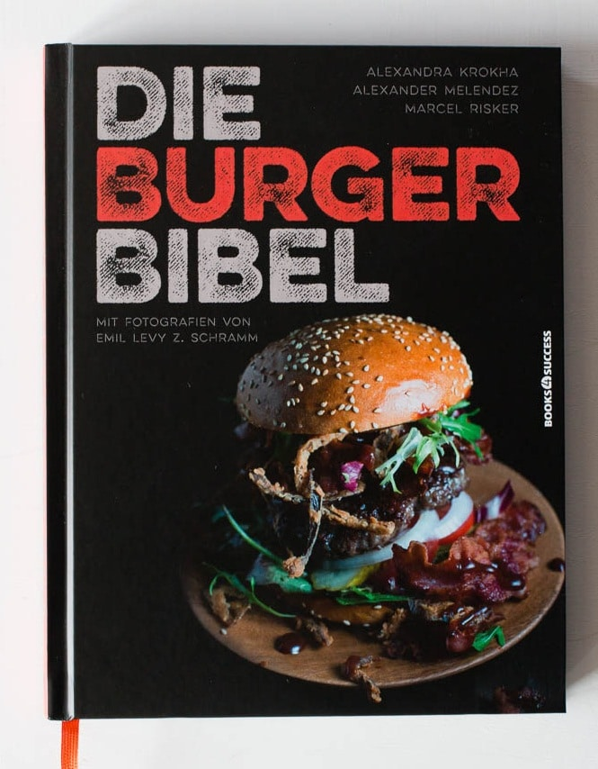 Burger Bibel Cover