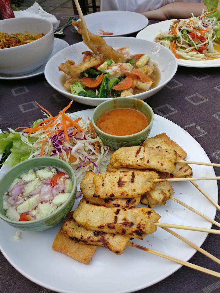 Chiang Mai Dash Essen