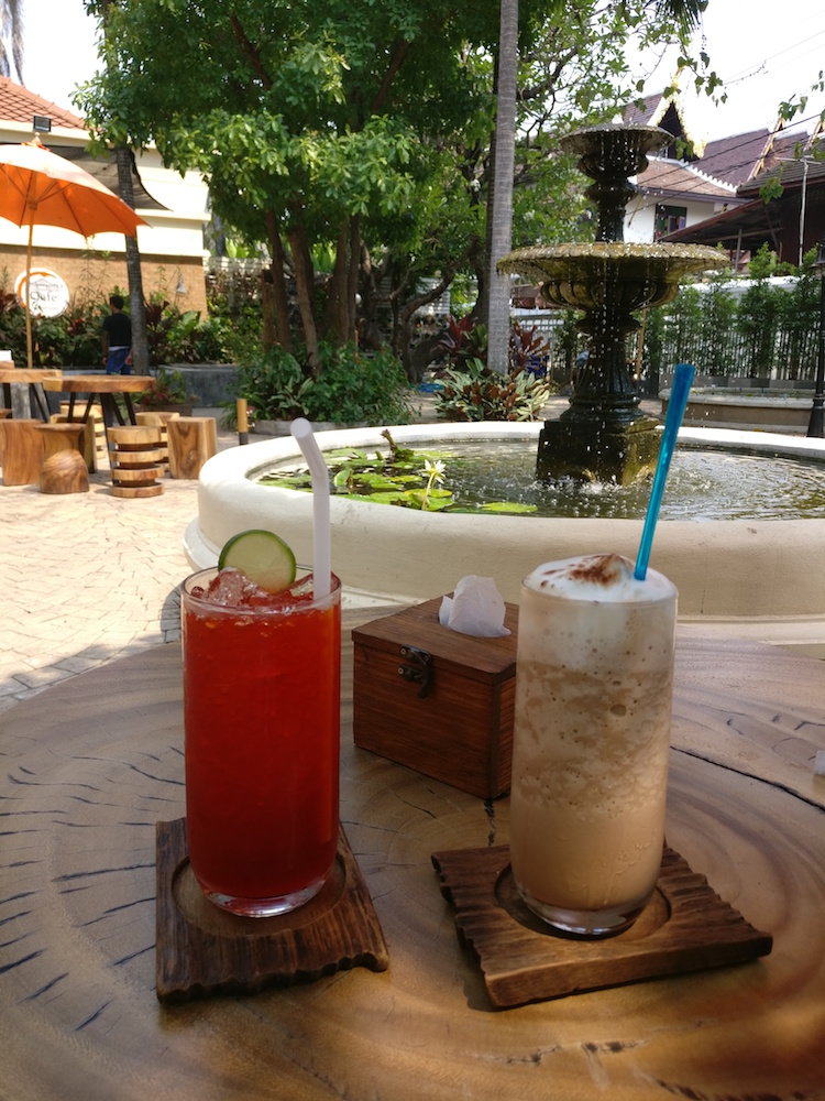 Chiang Mai Museum Drinks