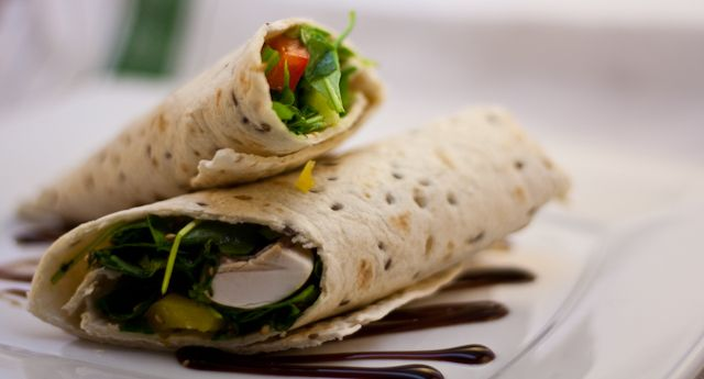 Salatburrito