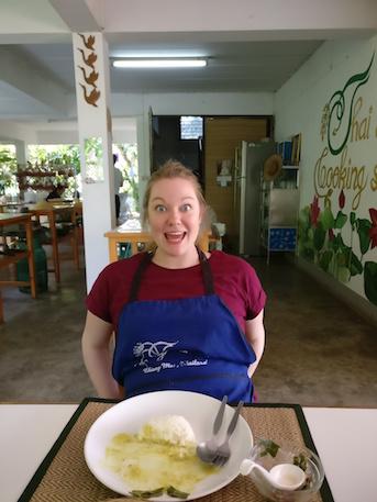 Kochschule Chiang Mai lecker