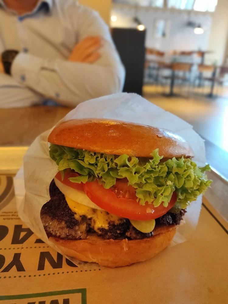 Jamys Burger Mannheim