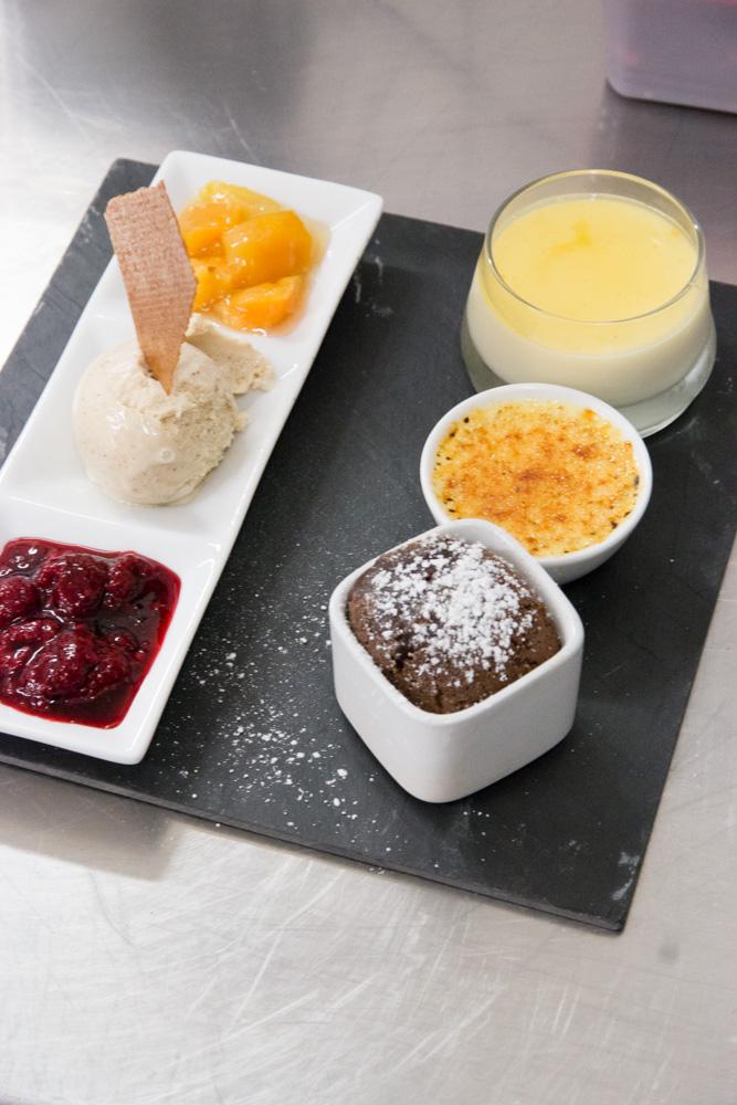 esszimmer dessert