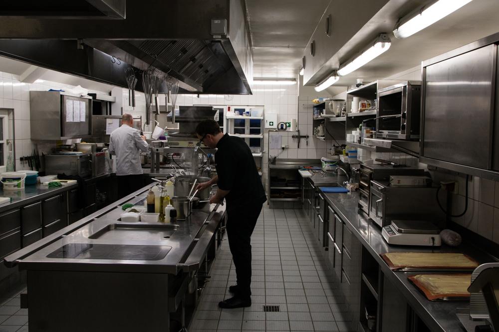 Das Esszimmer Burrweiler Küche