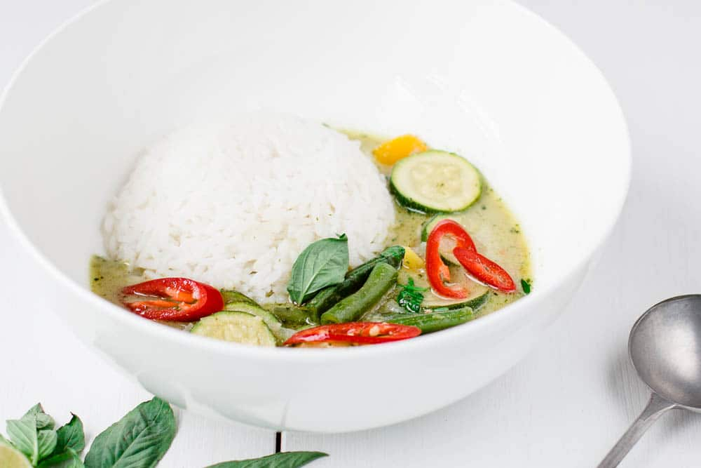 gruenes thai curry