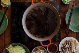 Chinesischer Hot Pot