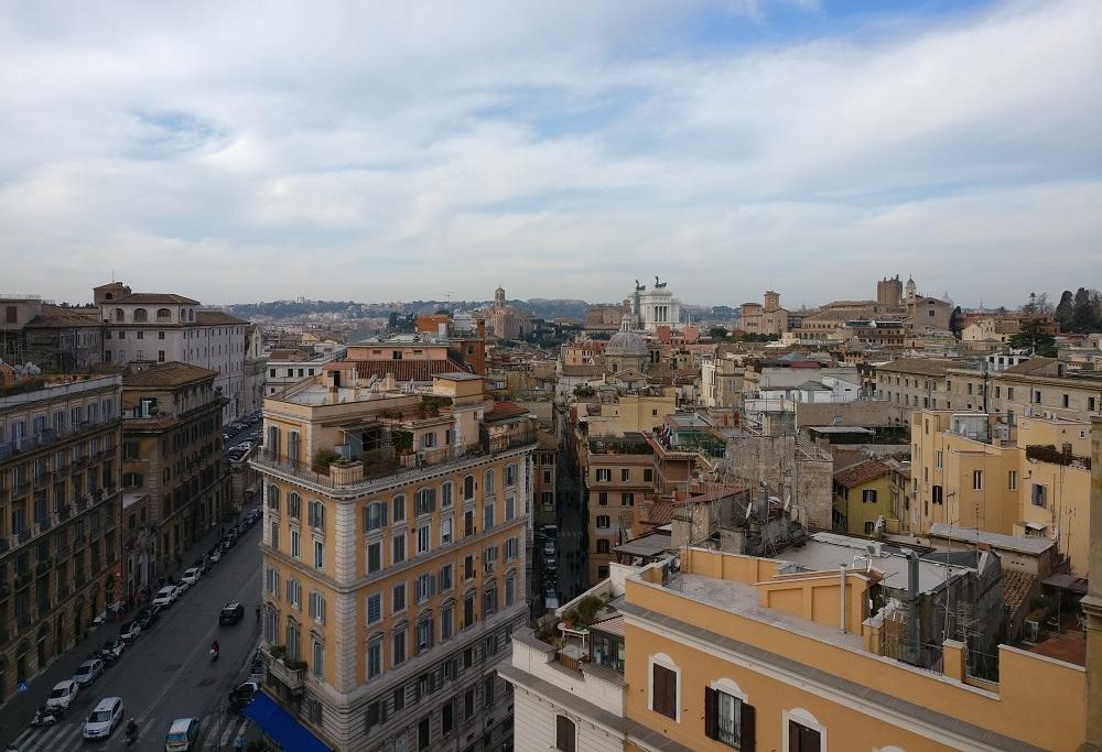 Rom Aussicht Hotel