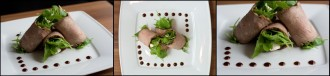 Roastbeef-Rucola-Rolle