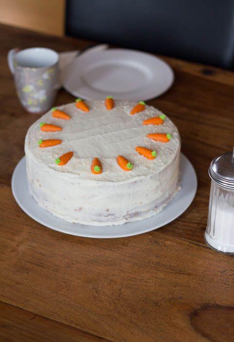 Rüebli Torte