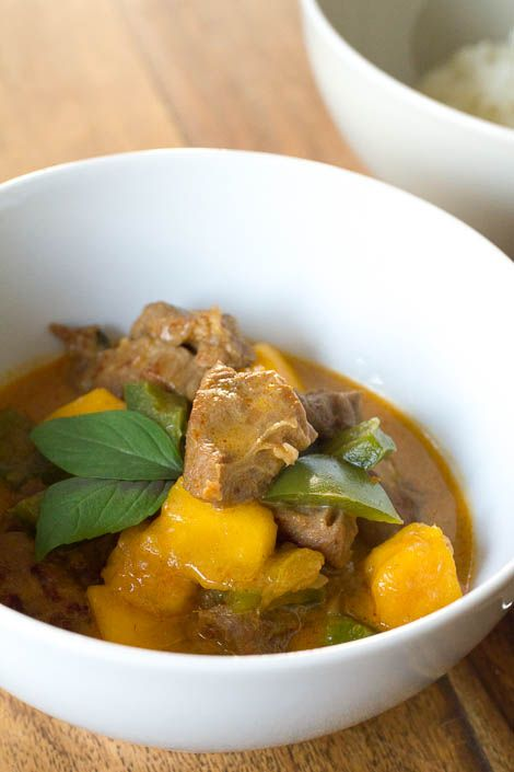 rotes Curry