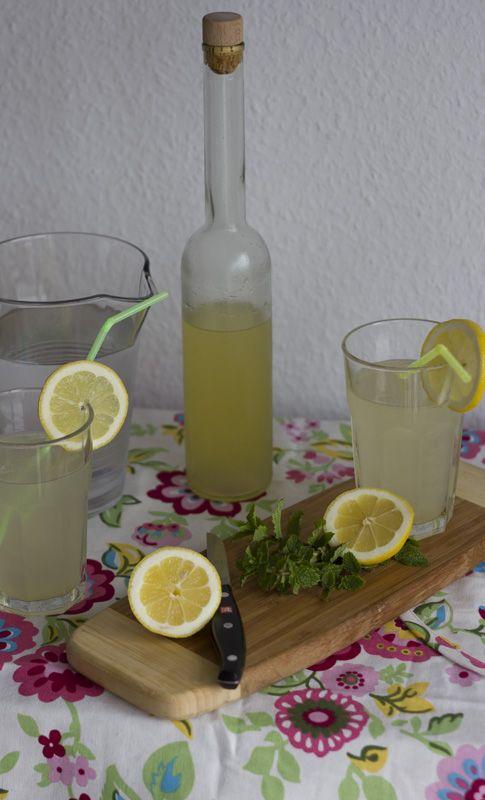 Limonade die 2te