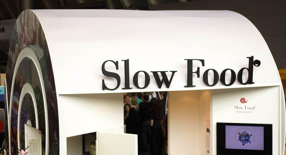 Besuch auf der Slow Food Messe in Stuttgart