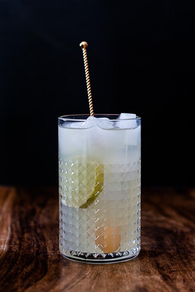 Alkoholfreier Cocktail: The Gunner